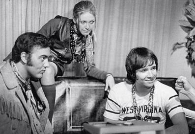 5 de Junho - 1941 - Erasmo Carlos, cantor, compositor, músico e escritor brasileiro - com Roberto Carlos e Wanderléa, ainda jovens.