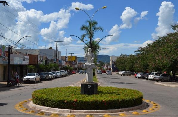 5 de Junho - Monumento da cidade – Taguatinga (DF) – 59 Anos.