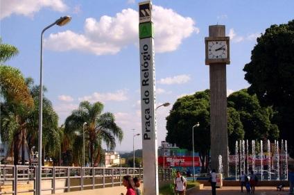 5 de Junho - Praça do Relógio – Taguatinga (DF) – 59 Anos.