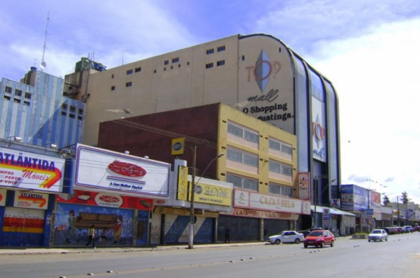 5 de Junho - Shopping, Mall – Taguatinga (DF) – 59 Anos.