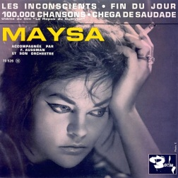 6 de Junho - 1936 – Maysa Matarazzo, cantora, Bossa Nova.
