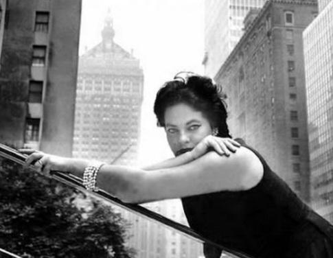 6 de Junho - 1936 – Maysa Matarazzo, cantora, em Nova York.