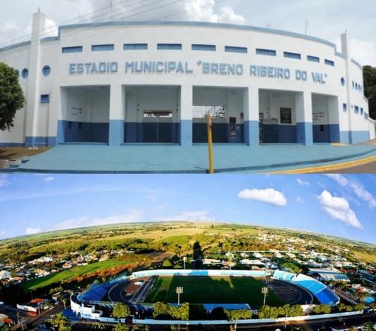 6 de Junho - Estádio Municipal Breno Ribeiro do Val – Osvaldo Cruz (SP) – 76 Anos.