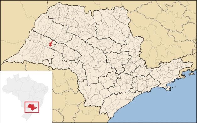 6 de Junho - Localização – Osvaldo Cruz (SP) – 76 Anos.