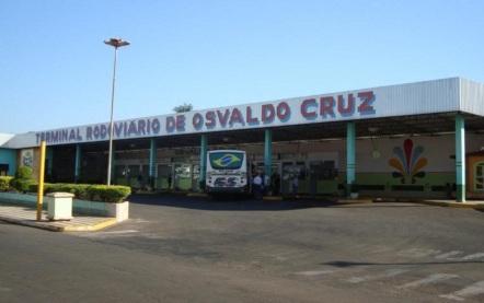 6 de Junho - Terminal Rodoviário – Osvaldo Cruz (SP) – 76 Anos.