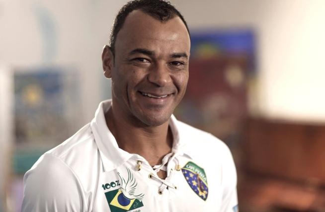7 de Junho - 1970 – Cafu, ex-futebolista brasileiro - lateral direito, campeão do mundo - filantropia, Jardim Irene.