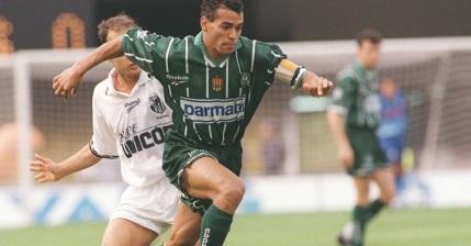 7 de Junho - 1970 – Cafu, ex-futebolista brasileiro - lateral direito, campeão do mundo - no Palmeiras.