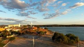7 de Junho - Foto aérea - Santa Maria da Boa Vista (PE) - 145 Anos.