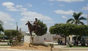 7 de Junho - Praça do Viajante - Santa Maria da Boa Vista (PE) - 145 Anos.