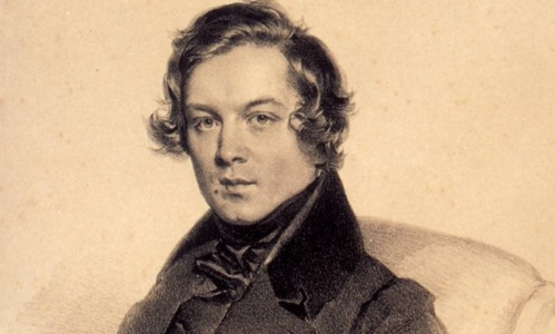 8 de Junho - 1810 - Robert Alexander Schumann, músico e compositor alemão (m. 1856).