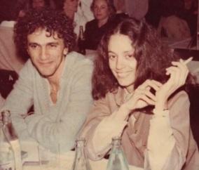 8 de Junho - Caetano Veloso e Sônia Braga.