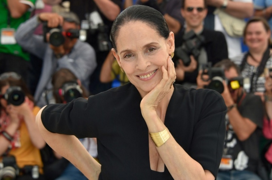 8 de Junho - Sonia Braga na divulgação do filme 'Aquarius', de Kleber Mendonça Filho.