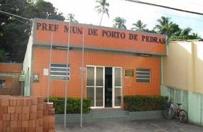 9 de Junho - Prefeitura da cidade — Porto de Pedras (AL) 96 Anos.