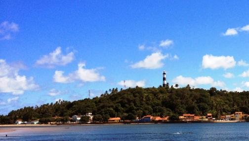 9 de Junho - Travessia de Balsa - Rio Manguaba - Farol — Porto de Pedras (AL) 96 Anos.