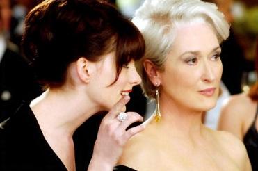 O Diabo Veste Prada, Filme, 2006, Anne Hathaway, Meryl Streep, Gisele Bündchen - 12