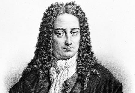 1 de Julho - 1646 – Gottfried Wilhelm Leibniz, cientista e filósofo alemão (m. 1716).