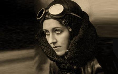 1 de Julho - 1903 – Amy Johnson, aviadora norte-americana (m. 1941).