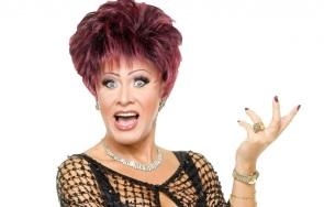 1 de Julho - 1966 – Nany People, atriz brasileira.