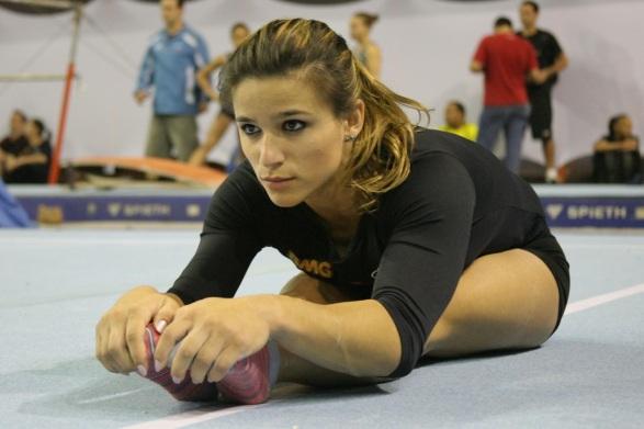 1 de Julho - 1991 – Jade Barbosa, ginasta brasileira.