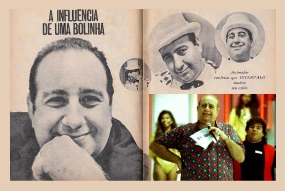 1 de Julho - 1998 - Édson Cury, o Bolinha, apresentador e radialista brasileiro (n. 1936).