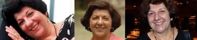 10 de Julho – 1944 – Jandira Martini, atriz e autora brasileira de peças teatrais bem como de roteiros para cinema e televisão.