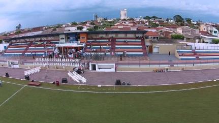 11 de Julho – Estádio Municipal — Andradina (SP) — 80 Anos em 2017.