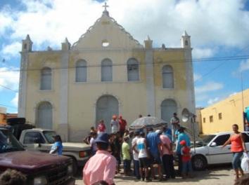 12 de Julho – Igreja Matriz — Manari (PE) — 22 Anos em 2017.