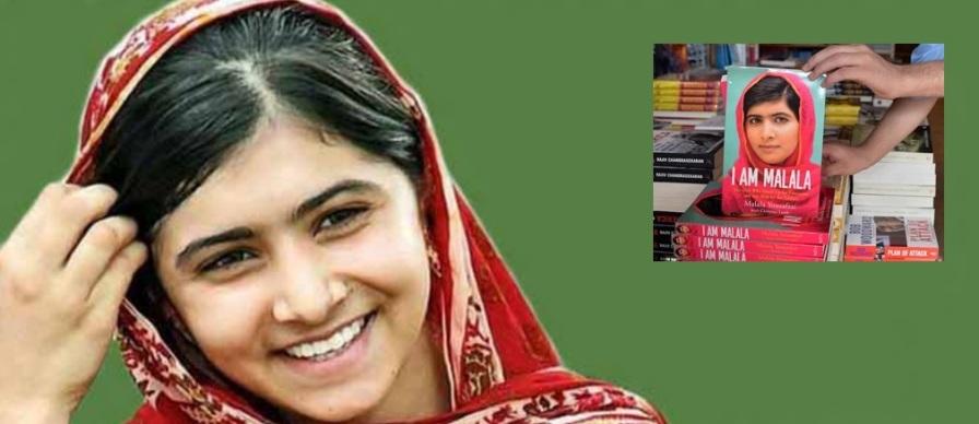 12 de Julho – Malala Yousafzai - 1997 – 20 Anos em 2017 - Acontecimentos do Dia - Foto 1.