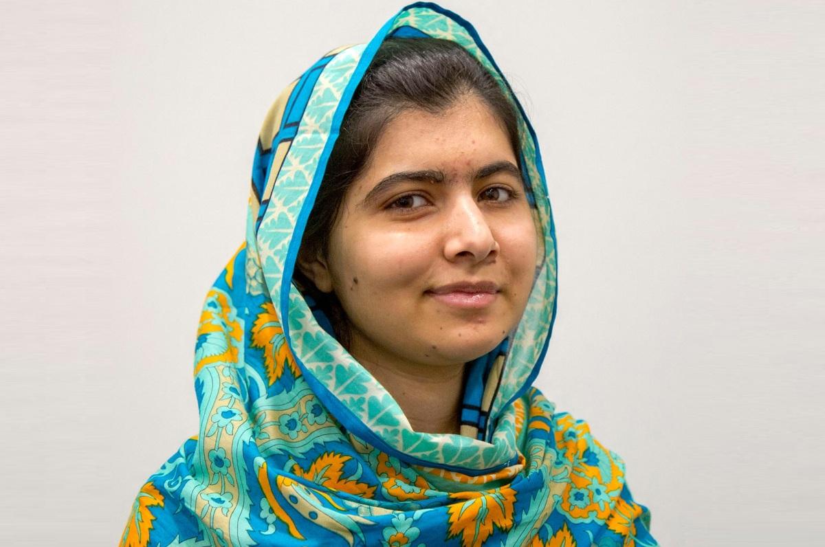 12 de Julho – Malala Yousafzai e Manari (PE) – 2017
