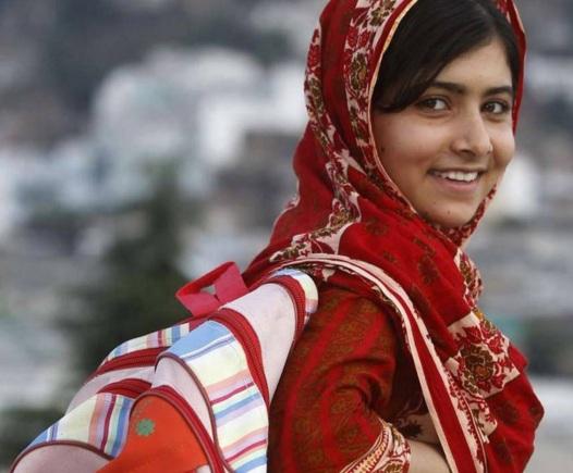 12 de Julho – Malala Yousafzai - 1997 – 20 Anos em 2017 - Acontecimentos do Dia - Foto 4.