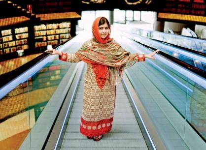 12 de Julho – Malala Yousafzai - 1997 – 20 Anos em 2017 - Acontecimentos do Dia - Foto 7.