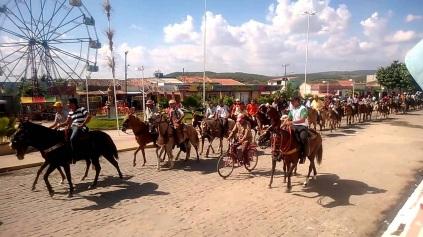 12 de Julho – Missa dos Vaqueiros — Manari (PE) — 22 Anos em 2017.