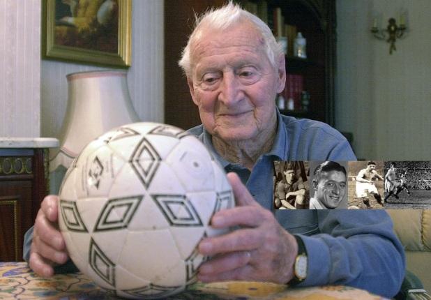 13 de Julho – 1930 - O Francês Lucien Laurent marca o primeiro gol da história das Copas do Mundo FIFA.
