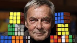 13 de Julho – 1944 - Ernő Rubik, inventor do cubo mágico.