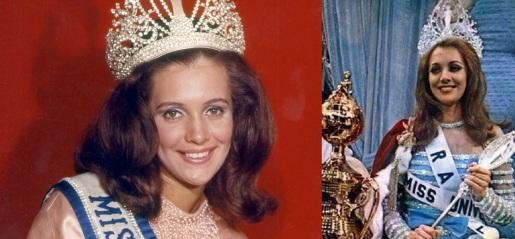 13 de Julho – 1968 – A brasileira Martha Vasconcellos é eleita Miss Universo.