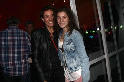 13 de Julho – Lília Cabral - 1957 – 60 Anos em 2017 - Acontecimentos do Dia - Foto 10 - No aniversário de 19 de sua filha, Giulia.