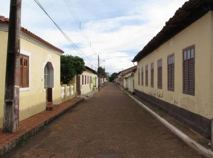 13 de Julho – Rua do Cabaçaco, no Centro Histórico da cidade — Porto Nacional (TO) — 156 Anos em 2017.