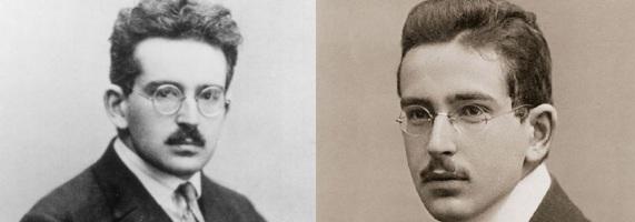 15 de Julho - 1892 — Walter Benjamin, filósofo alemão (m. 1940).