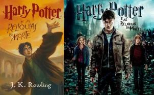 15 de Julho - 2011 — Lançamento de Harry Potter e as Relíquias da Morte, último filme da saga Harry Potter.