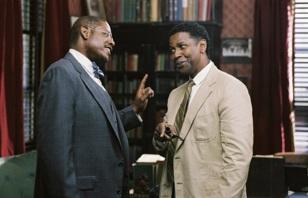 15 de Julho - Forest Whitaker - 1961 – 56 Anos em 2017 - Acontecimentos do Dia - Foto 14 - Com Denzel Washington, em 'The Great Debaters'.