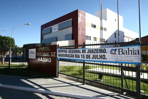 15 de Julho - Hospital Regional — Juazeiro (BA) — 139 Anos em 2017.