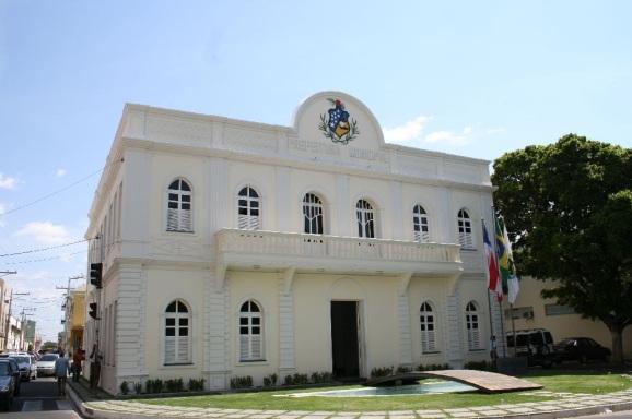 15 de Julho - Prefeitura da cidade — Juazeiro (BA) — 139 Anos em 2017.