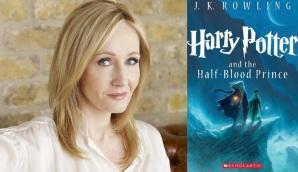 16 de Julho - 2005 - É lançado o sexto livro da série Harry Potter - Harry Potter and the Half-Blood Prince.