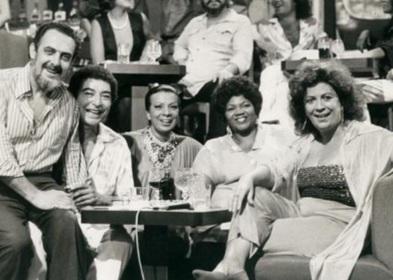 16 de Julho - Elizeth Cardoso - 1920 – 97 Anos em 2017 - Acontecimentos do Dia - Foto 15 - Noites Cariocas com Miele, João Nogueira, Elizeth Cardoso, Dona Ivone Lara e Beth Carvalho.