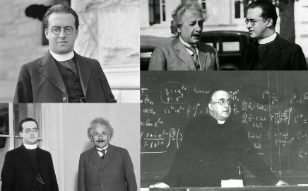 17 de Julho - 1894 — Georges Lemaître, padre, astrônomo e físico belga (m. 1966).