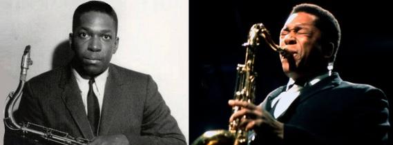 17 de Julho - 1967 — John Coltrane, músico e compositor norte- americano (n. 1926).