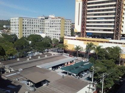 17 de Julho - Vista panorâmica dos prédios da cidade — Volta Redonda (RJ) — 63 Anos em 2017.