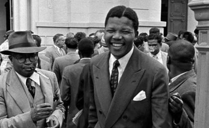 18 de Julho - Nelson Mandela - 1918 – 99 Anos em 2017 - Acontecimentos do Dia - Foto 4 - Jovem.