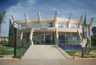 18 de Julho - Prefeitura — Cristalina (GO) — 101 Anos em 2017.