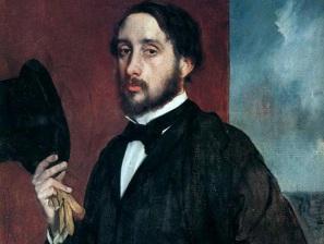 19 de Julho - 1834 - Edgar Degas, pintor impressionista francês (m. 1917).